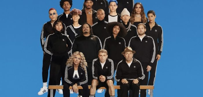 """Change is a Team Sport"""" - adidas Originals zelebriert Teamgeist und Veränderung in neuer Superstar Kampagne"""